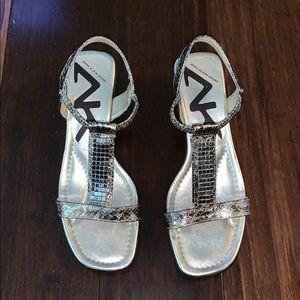 [AK Anne Klein ] Missie Sport Wedge Sandals